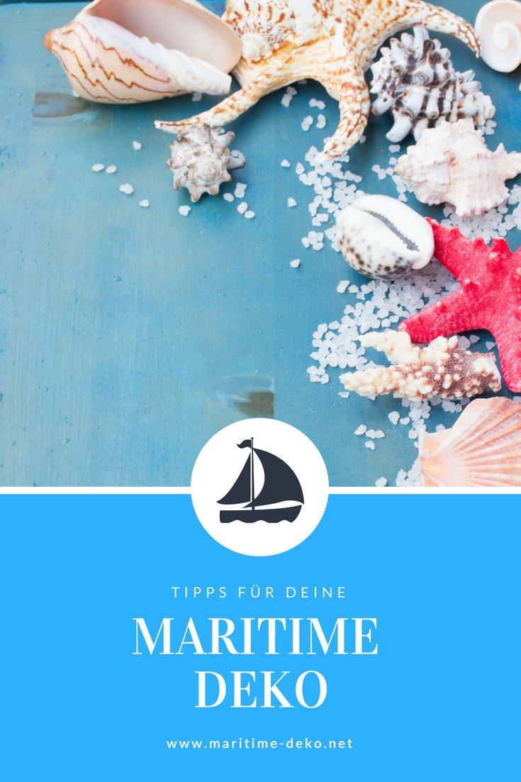 maritime Deko für dein Zuhause